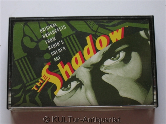Various: The Shadow. Murder on the Main Stem / Doom  and the Limping Man [MC]. UK.