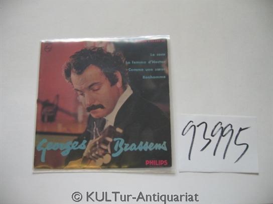 Le cocu [Vinyl-Single]. FRZ 432.359 BE.