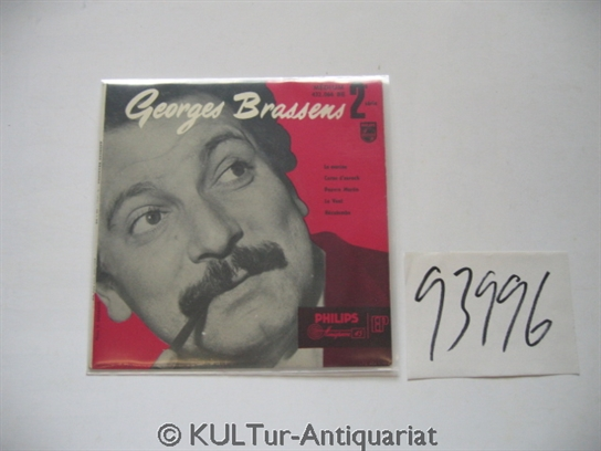 La Marine [Vinyl-Single]. FRZ 432.066 BE.