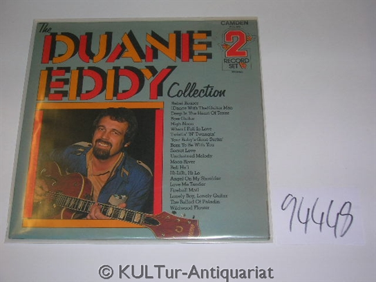 COLLECTION [2 Vinyl-LPs]. UK PDA 043.