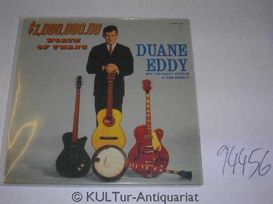 A Million Dollar Worth Of Twang [2 Vinyl-LPs]. GER 6.28569 DX.