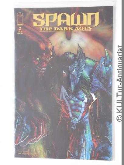 Spawn. The Dark Ages. No.2. (Englische Fassung) 1. Auflage.