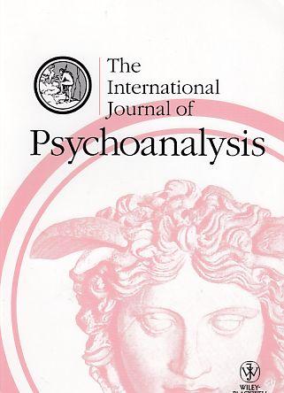 (6 BÄNDE). Volume 93. The International Journal of Psychoanalysis. 2012. Nr. 1 - 6.