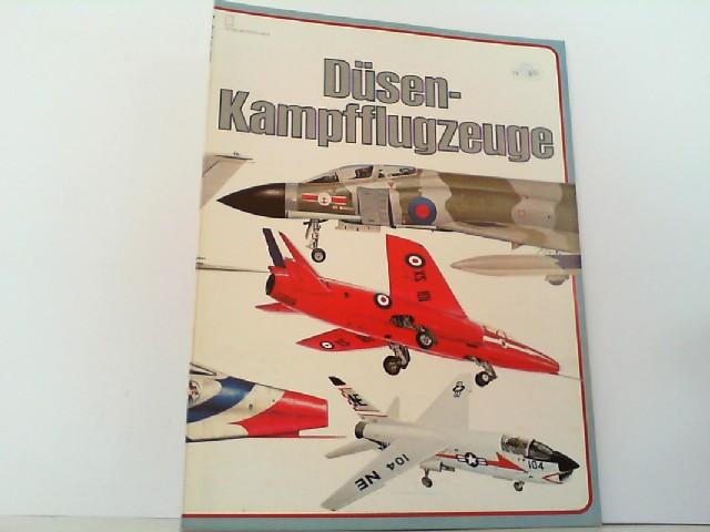 Düsen - Kampfflugzeuge.