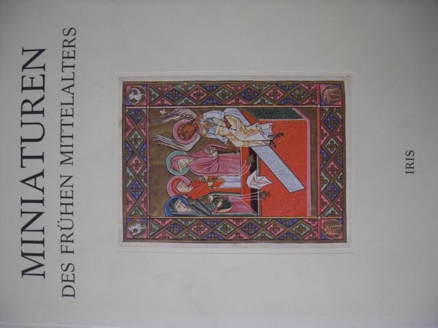 Miniaturen des frühen Mittelalters
