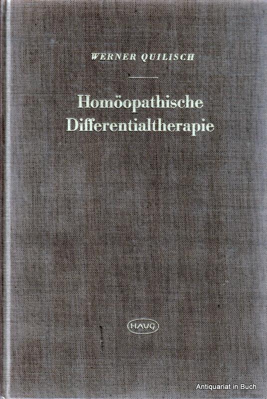 Homöopathische Differentialtherapie