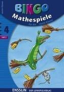 Mathespiele für die ... Klasse; Teil: 4. H. 2. 1. Aufl.