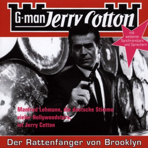 Jerry Cotton Folge 7 - Der Rattenfaenger von Brooklyn