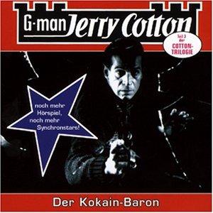 Jerry Cotton Folge 16 - Der Kokain-Baron