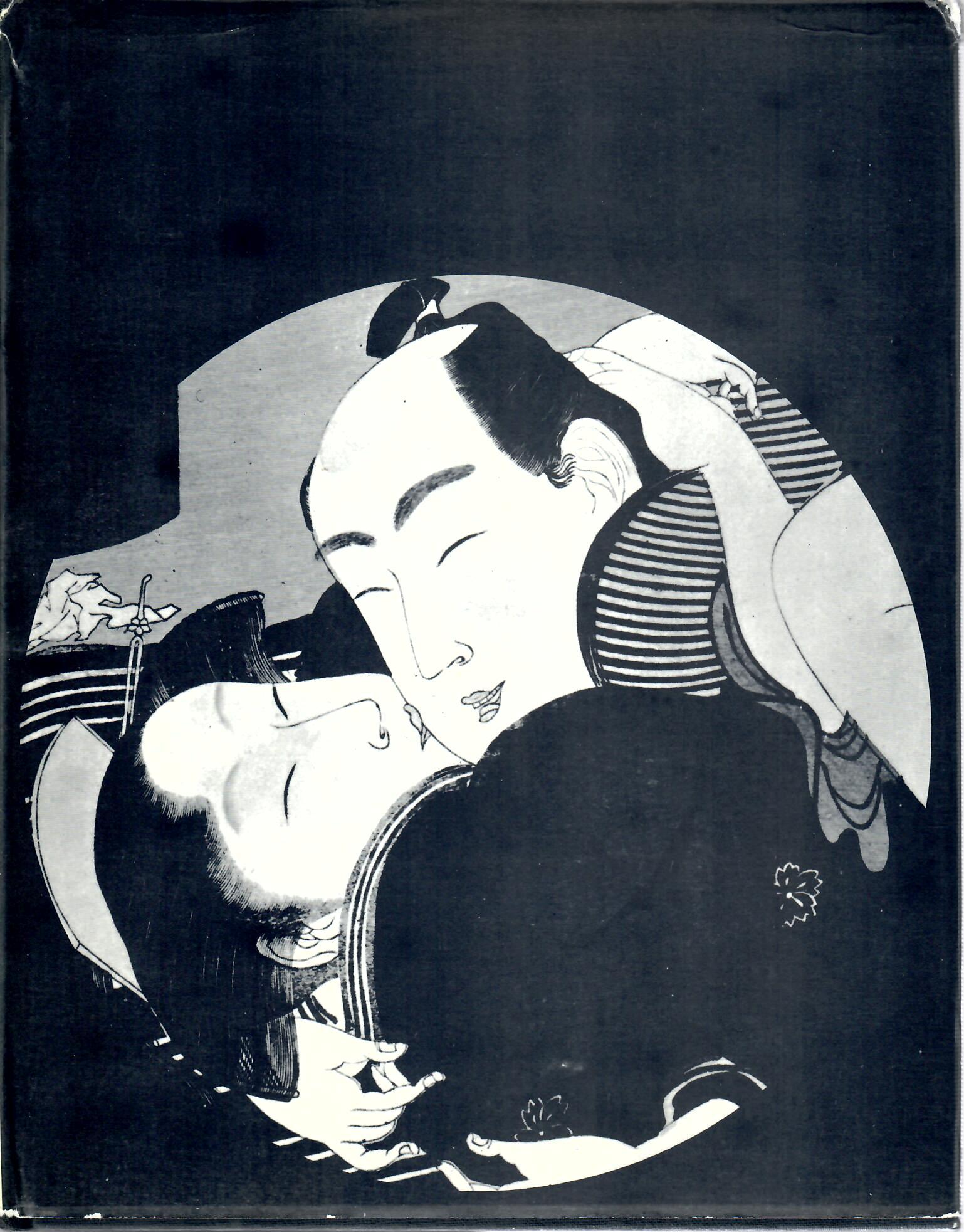 Japanische Blüten 110 bildliche Darstellungen : Nagel Verlag, Genf, 1969, deutsche Übersetzung zum Vorwort (Erklärung) von Hansjürgen Wille und Barbara Klau : Erotische Zeichnungen aus Japan