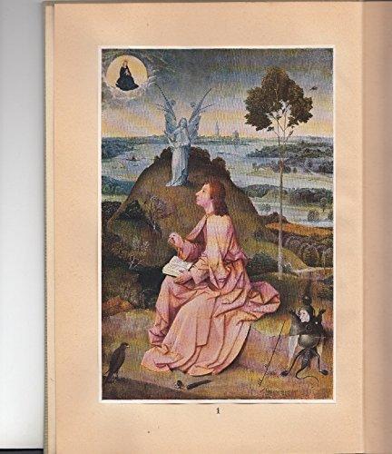 Hieronymus Bosch. Das Werk des Malers. Ausgewählt und eingeleitet vonF.M. Huebner. Mit 8 Farbtafeln und 24 Kunstdrucktafeln.