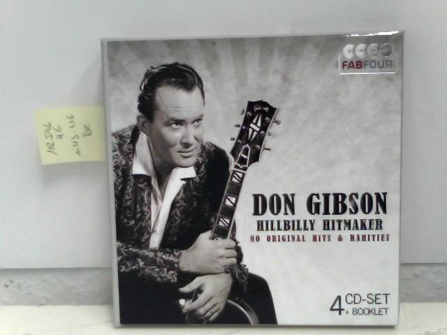 Don Gibson-Hillibilly Hitmaker