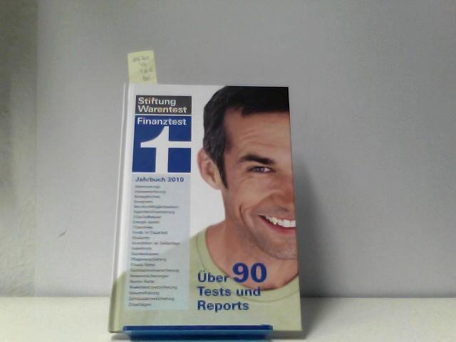 Finanztest Jahrbuch für 2010: Über 90 Tests und Reports