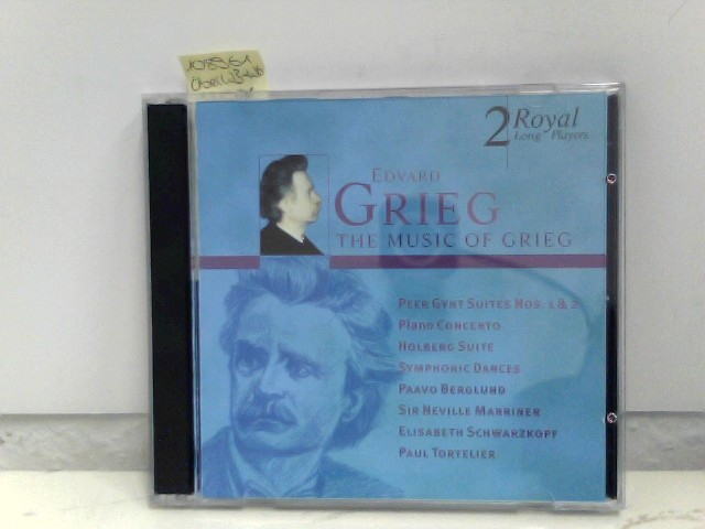 Grieg;the Music of Grieg