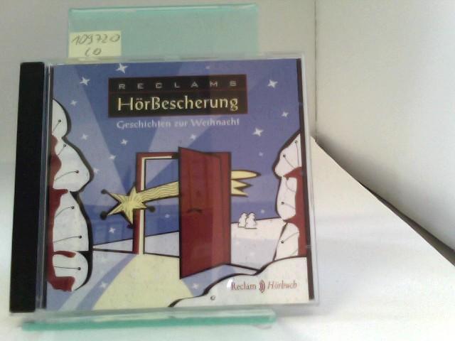 Reclams HörBescherung. CD. Geschichten zur Weihnacht