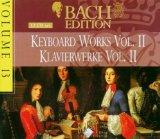 Bach: Vol.13 Klavierwerke II