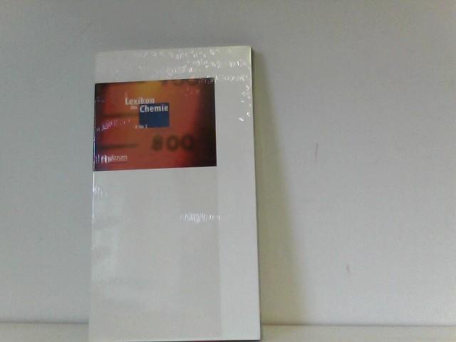 Lexikon der Chemie, 1 CD-ROM Für Windows 95/98/2000/NT