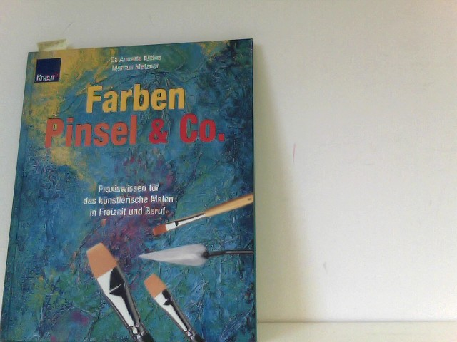 Farben, Pinsel & Co.