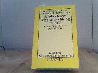Jahrbuch der Schulentwicklung, Bd.7
