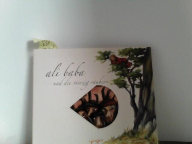 Ali Baba und die vierzig Räuber, 1 Audio-CD