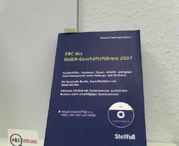 ABC des GmbH-Geschäftsführers 2007
