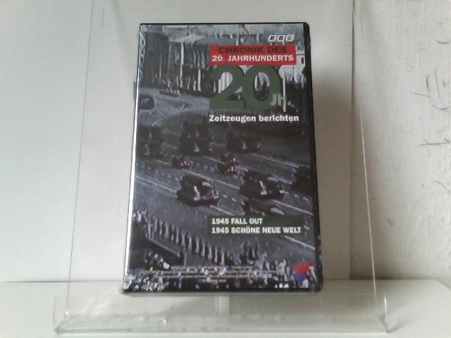 Unbekannt: Chronik des 20. Jahrhunderts: 1945 [VHS]