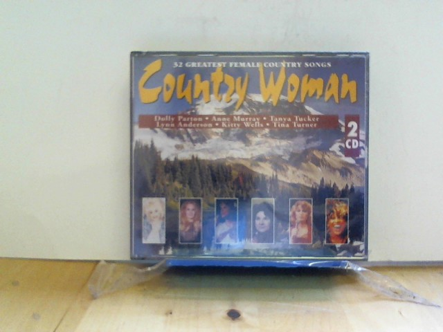 Country Woman Vol.1 2-CD