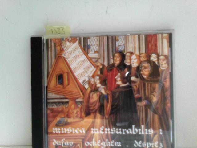 Musica Mensurabilis Vol. 1