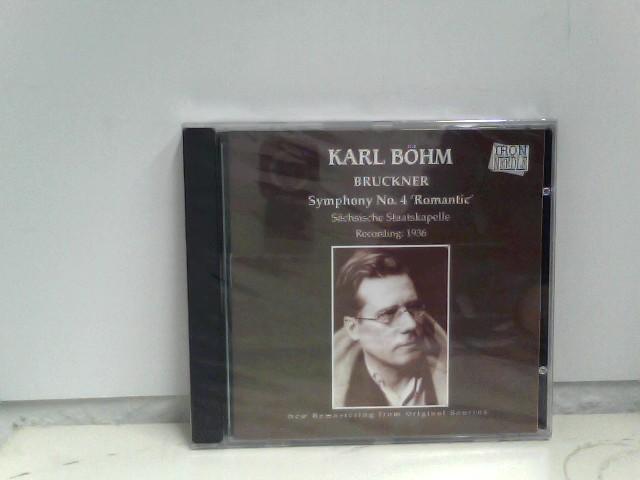 """Anton Bruckner: Sinfonie No. 4 Es-Dur """"Romantische"""" [US-Import]"""