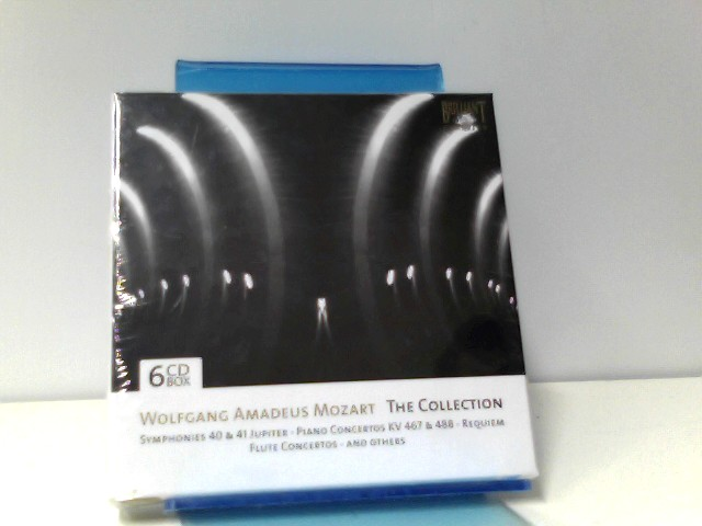 Ter Linden, Jaap: Mozart: The Collection