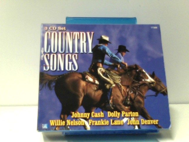 COUNTRY SONGS - Johnny Cash, Dolly Parton, Willie Nelson
