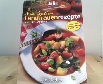 Die besten Landfrauenrezepte von Dr. Oetker