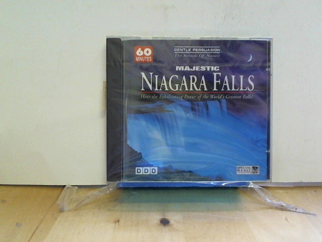 Artists, Various: Majestic Niagara: Hear the Exhilerating Power of the World's Greatest Falls [US-Import]