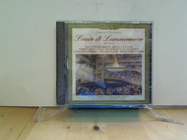 Donizetti: Lucia di Lammermoor (Highlights) [US-Import]