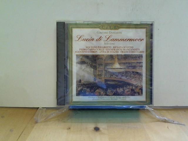 Donizetti: Lucia di Lammermoor (Highlights) [US-Import]
