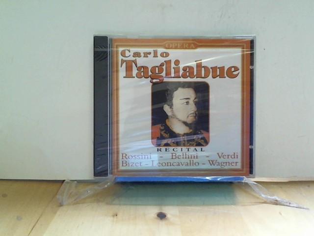 Carlo Tagliabue Recital [US-Import]