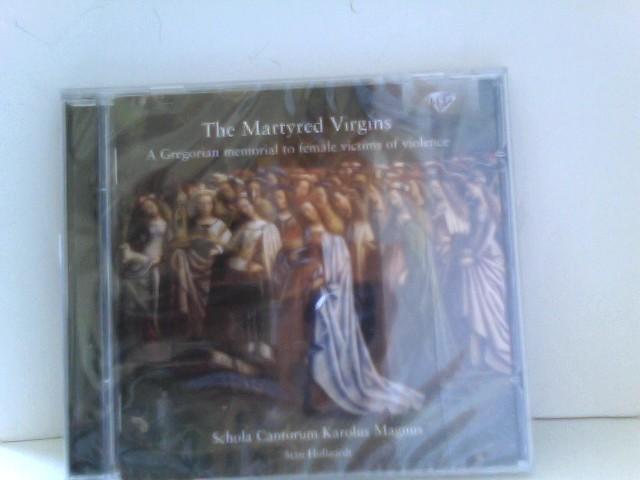The Martyred Virgins a Greogrian Memorial