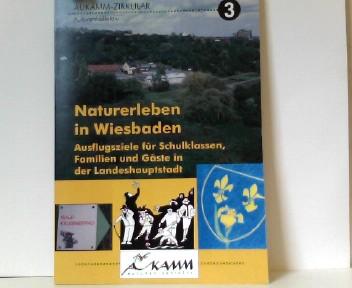 Naturerleben in Wiesbaden: Ausflugsziele für Schulklassen, Familien und Gäste in der Landeshauptstadt