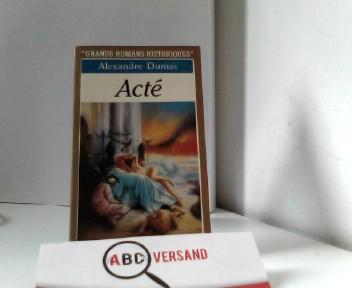 Dumas, Alexandre: Acte