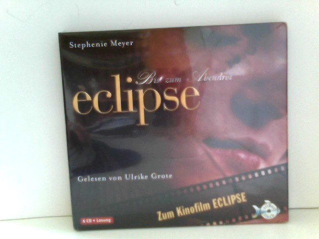 Eclipse - Bis(s) zum Abendrot: 6 CDs