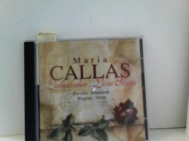 Callas, Maria: Love Songs