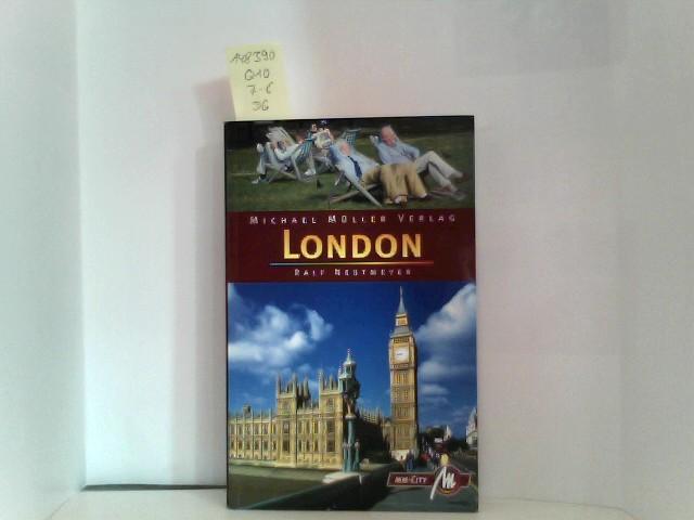 London. Reisehandbuch mit vielen praktischen Tipps