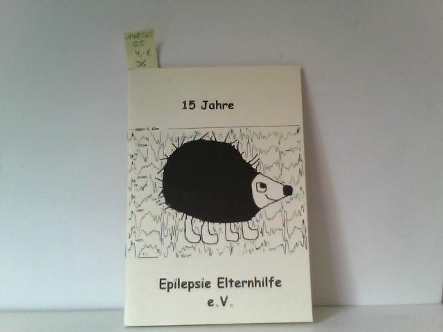15 Jahre Epilepsie Elternhilfe e.V. in Hattersheim.