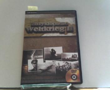 Enzyklopädie II. Weltkrieg, 1 DVD-ROM Original-Filmaufnahmen, Historische Dokumente, Wichtige Biografien, Wesentliche Fakten. 300 Min.