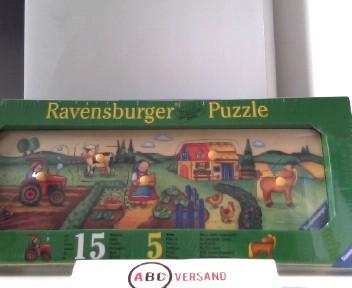 Mein erster Bauernhof, Ravensburger Puzzle