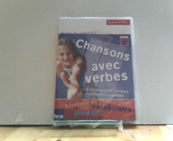 Chansons avec verbes. Music for Learners. Audio-CD