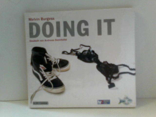 Doing it [Tonträger] : gekürzte Lesung.