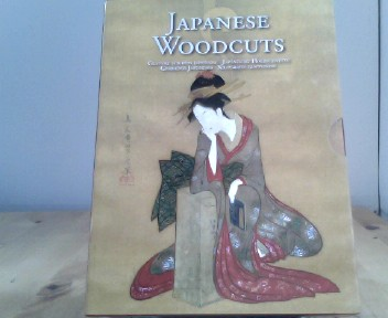 Japanese Wood Cuts: Greeting Card