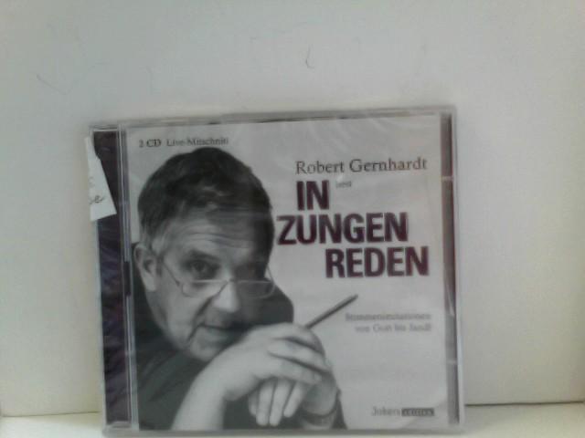 In Zungen reden, Robert Gernhardt liest