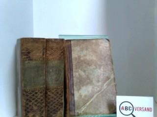 Histoire de Gil Blas de Santillane 3 Bände